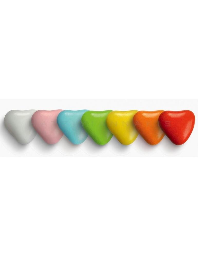 Καρδιά πολύχρωμη